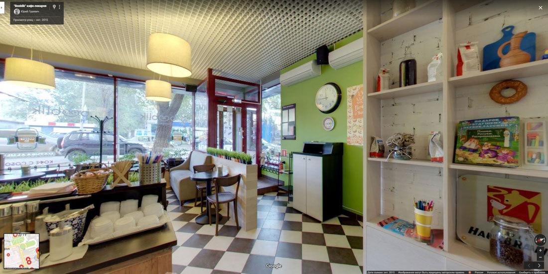 Booblik кафе-пекарня