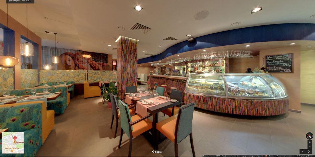 Ресторан Baraonda-cantina