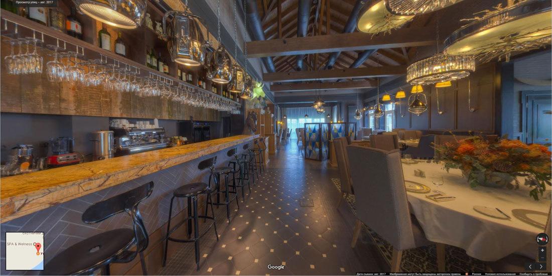 Ресторан Уткино