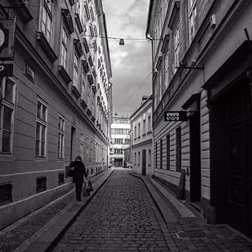 Пражские улицы