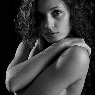 Женский портрет
