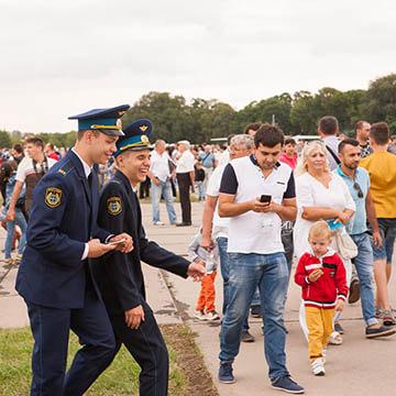 Авиашоу. Ростов 2017.