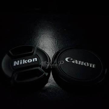 Canon vs Nikon чем еще заняться благородным донам?