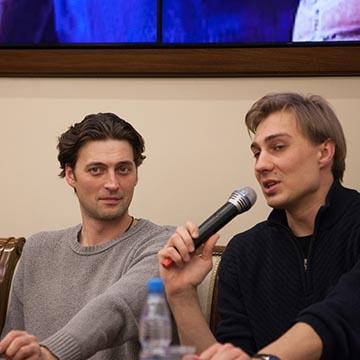 Встреча с актерами фильма Движение вверх