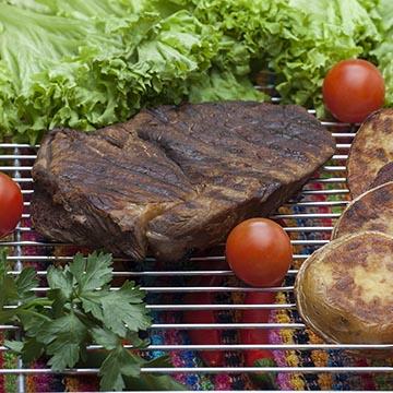 Мясо гриль. Food съемка. Фотографическое агентство GurFoto.Ru