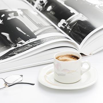 Черный кофе. Food съемка. Фотографическое агентство GurFoto.Ru