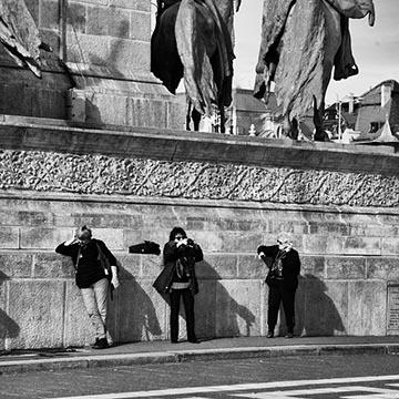 Площадь героев. Будапешт. Фотографическое агентство GurFoto.Ru