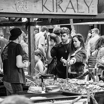 Ярмарка. Будапешт. Фотографическое агентство GurFoto.Ru
