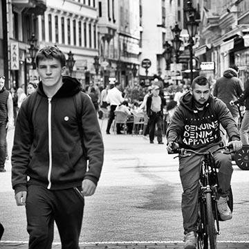 Улица. Будапешт. Фотографическое агентство GurFoto.Ru