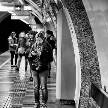 Метро. Будапешт. Фотографическое агентство GurFoto.Ru