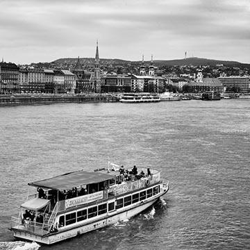 Дунай. Будапешт. Фотографическое агентство GurFoto.Ru