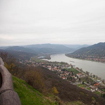 Излучина Дуная. Фотографическое агентство GurFoto.Ru