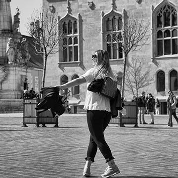 Танец. Будапешт. Фотографическое агентство GurFoto.Ru
