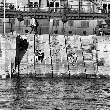Набережная Дуная. Будапешт. Фотографическое агентство GurFoto.Ru