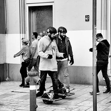 Изобретатели колеса. Будапешт. Фотографическое агентство GurFoto.Ru