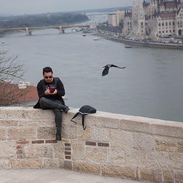 Пролетая мимо. Будапешт. Фотографическое агентство GurFoto.Ru