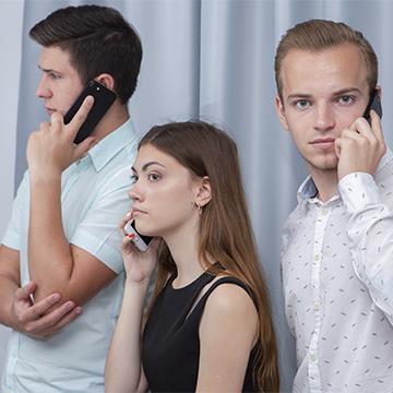 Мир коммуникаций