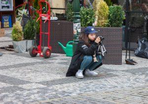 Как выбрать первую камеру