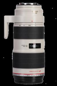 Беззеркальные камеры EF 70-200/2.8L IS USM