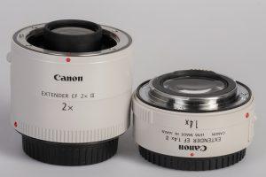 Беззеркальные камеры Canon Extender