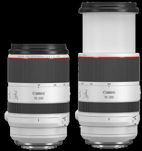 Беззеркальные камеры RF 70-200/2.8L IS USM