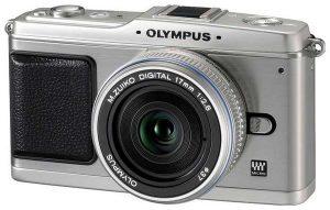 Беззеркальные камеры Olympus Pen