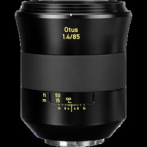 Беззеркальные камеры Zeiss Otus 1.4/85 ZE