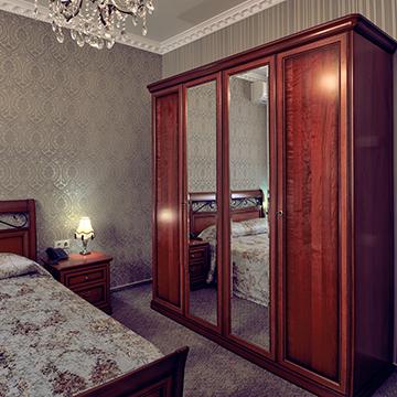 Фотографии интерьера. Съемка номерного фонда отеля